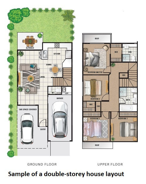 DS House layout 1