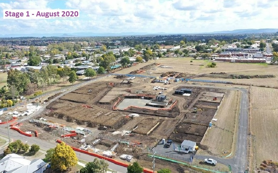 Construction Update (August 2020)