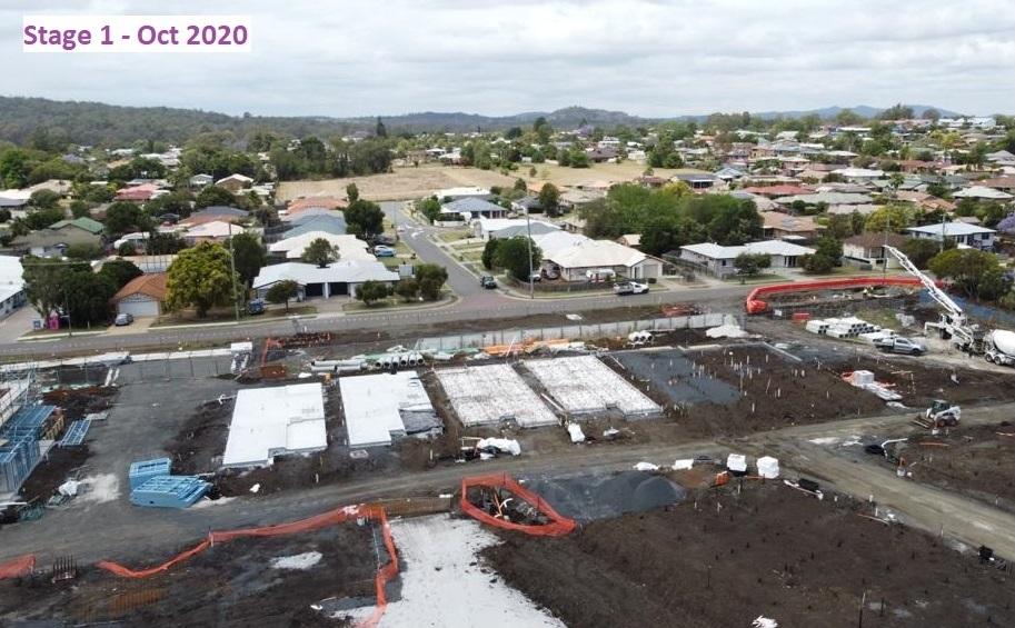 Construction Update (October 2020)